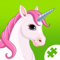 Activities of Cute Ponies & Unicorns Jigsaw Puzzles : free logic game for toddlers, preschool kids and little girl...