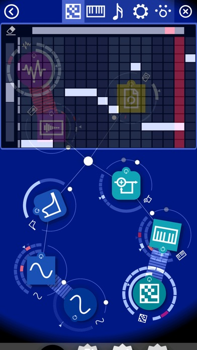 Screenshot for Reactable mobile in Chile App Store