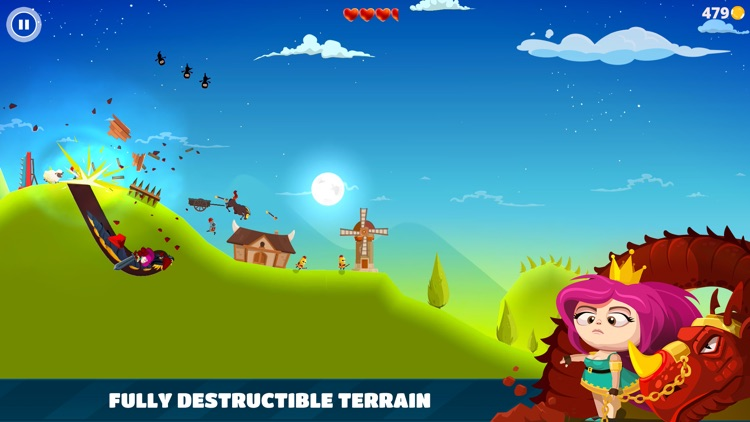 Dragon Hills screenshot-3