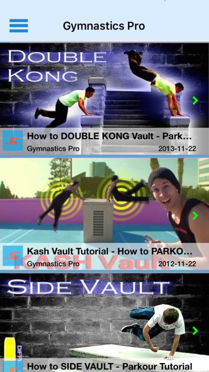 Gymnastics Pro screenshot-4