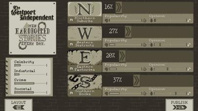 Screenshot #9 for The Westport Independent