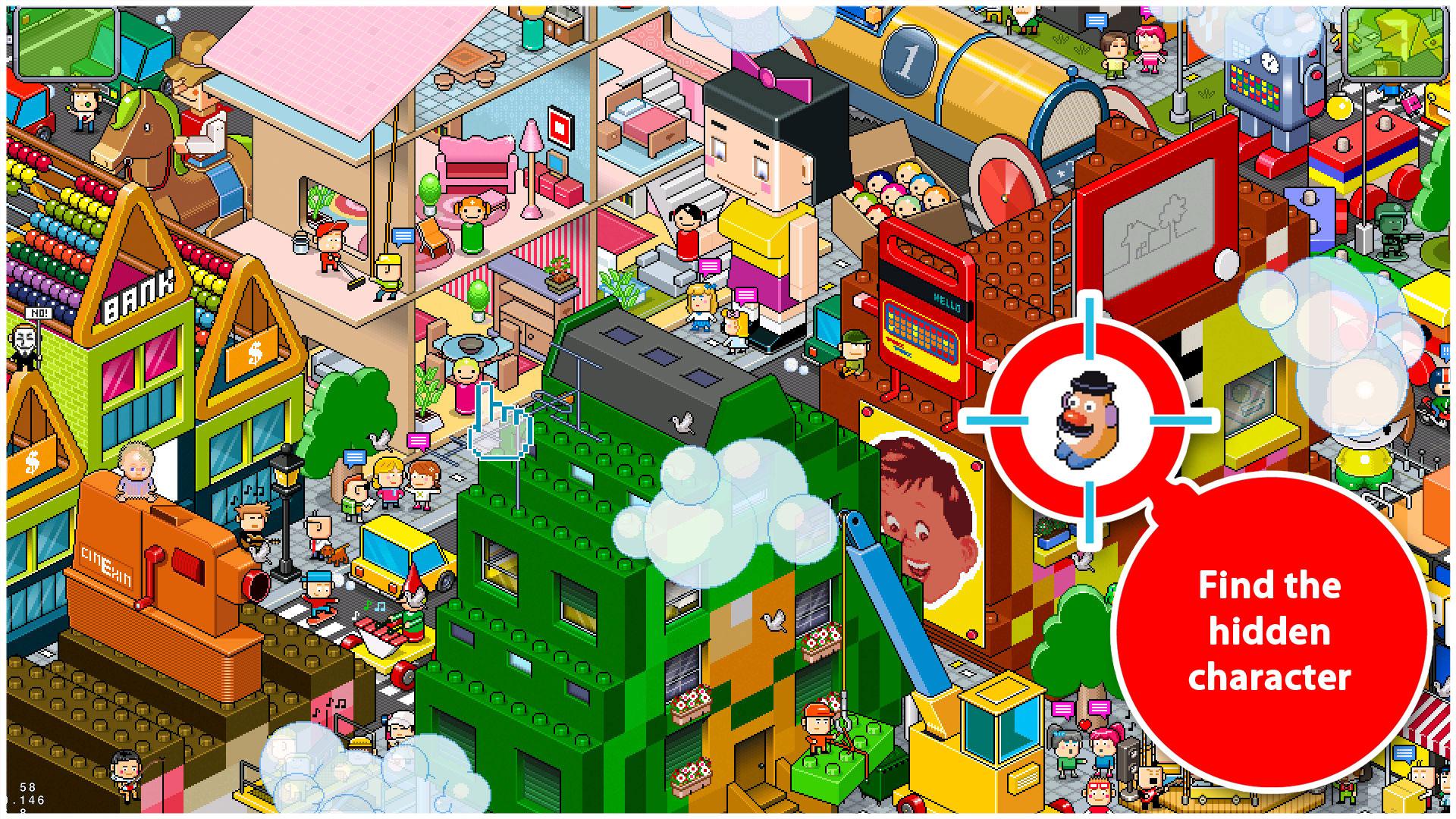 Where's my geek? screenshot 16