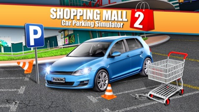 Shopping Mall Car Parking Simulator a Real Driving Racing Gameのおすすめ画像1
