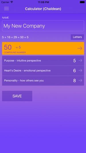Numerology Light - Calculator Pro