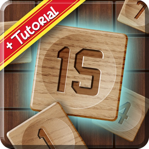 15 Puzzle with tutorial