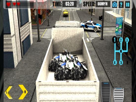 Manual Shift American Truck Driving Simulator 2016 iOS Game