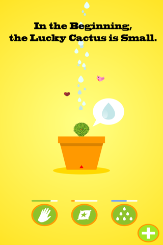 Lucky Cactus Grow screenshot 1