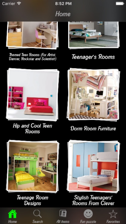 Teen Room Design screenshot-3