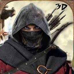 Bow Arrow Master Criminal Hunter 3D Game