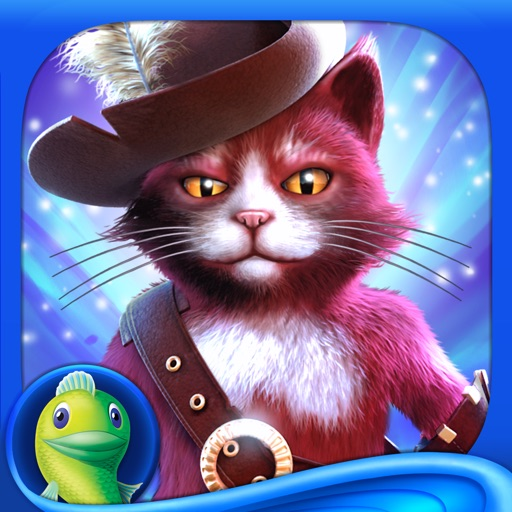 Christmas Stories: Puss in Boots - A Magical Hidden Object Game
