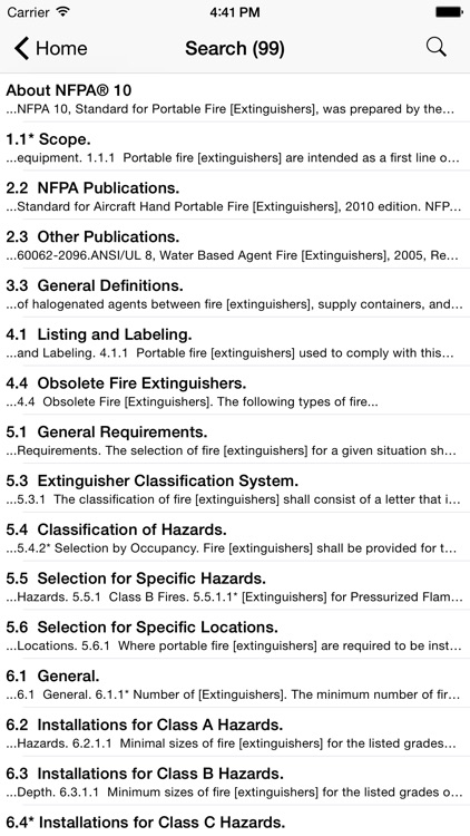 NFPA 10 2010 Edition