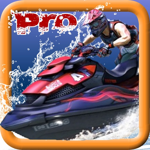 A Super Jetski Pro - Extreme Aqua Moto Racing icon