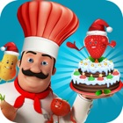 Christmas Kitchen Fever Master Cooking icon