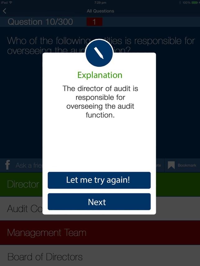 Cisa Certification Exam Prep On The App Store