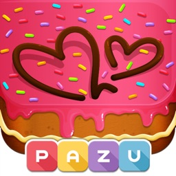 Cake Shop - Making & Cooking Cakes Game for Kids, by Pazu