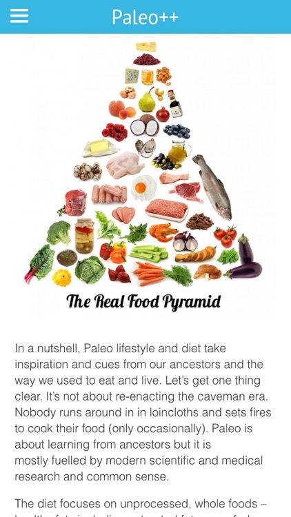 Paleo++ - Ultimate Paleo Diets, Foods, and Recipes screenshot-3