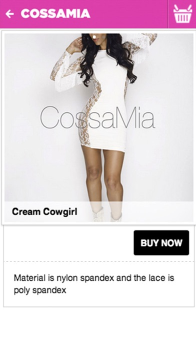 CossaMia screenshot two
