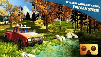 Off-Road Virtual Reality Game : VR Game For Google Cardboardのおすすめ画像1