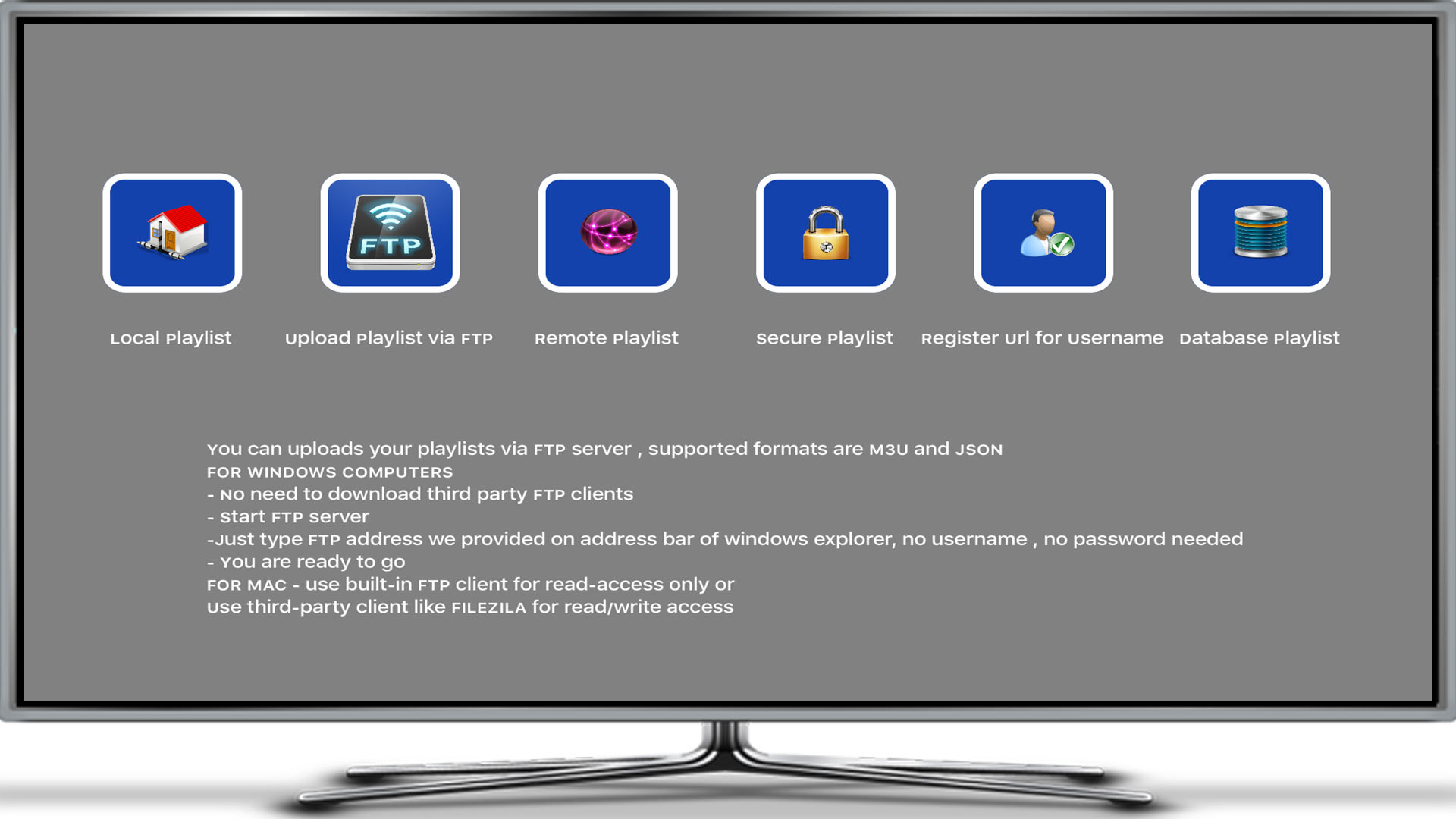 GSE SMART IPTV PRO screenshot 1