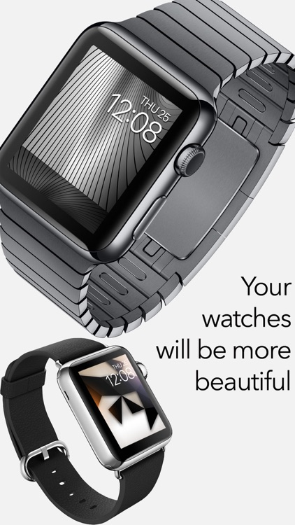 Watch's Faces for Apple Watch
