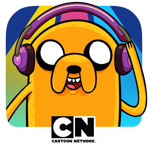 Rockstars of Ooo - Adventure Time Rhythm Game
