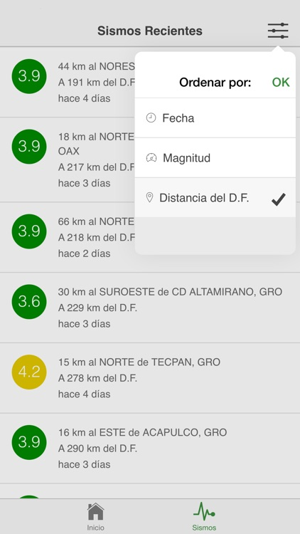 NetAlert: Earthquake early warnings for Mexico City screenshot-3