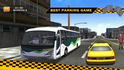 3D Taxi Car Driver Parking Game app image