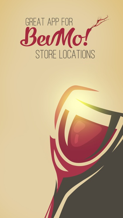 Great App for BevMo! Store Locations