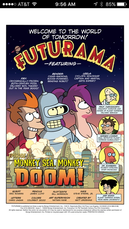 Futuramaland screenshot-4