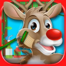 Christmas Shave - Santa & Reindeer Barbershop & Salon