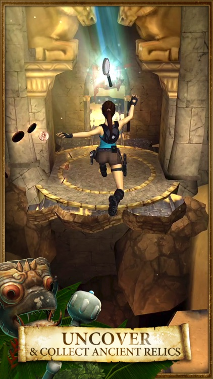Lara Croft: Relic Run screenshot-4