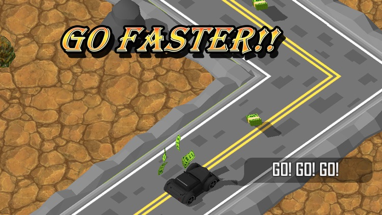 3D Zig-Zag Furious Car -  On The Fast Run For Racer Game