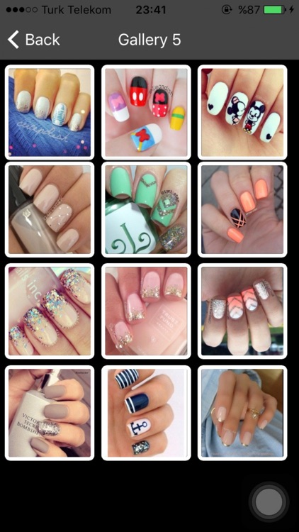 Nail Design Ideas: Best Acrylic & Gel Nail Designs by