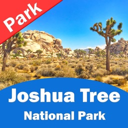 Joshua Tree National Park – GPS Offline Park Map Navigator