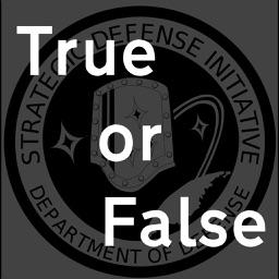 True or False - The Strategic Defense Initiative