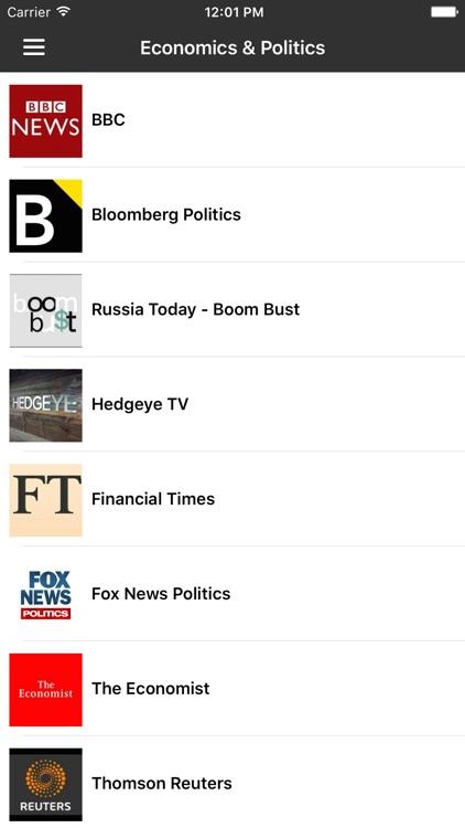 Forex News Pro screenshot-3