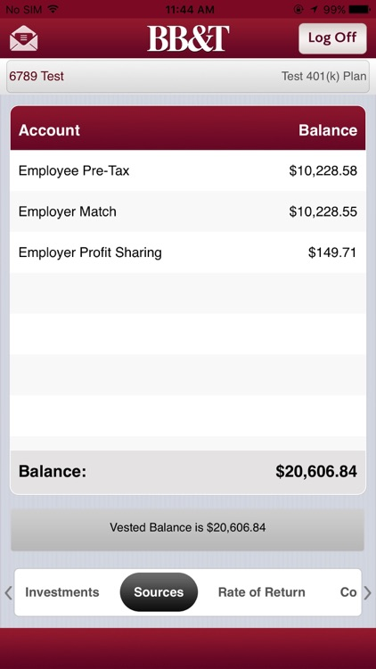 BB&T PlanTrac Mobile screenshot-3