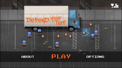Defend Your Turf: Arcade Street Fight screenshot one