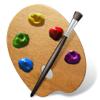 最美画板白板&美术涂鸦矢量ps-儿童素描画画绘画写生必备素 drawing board&paint blackboard