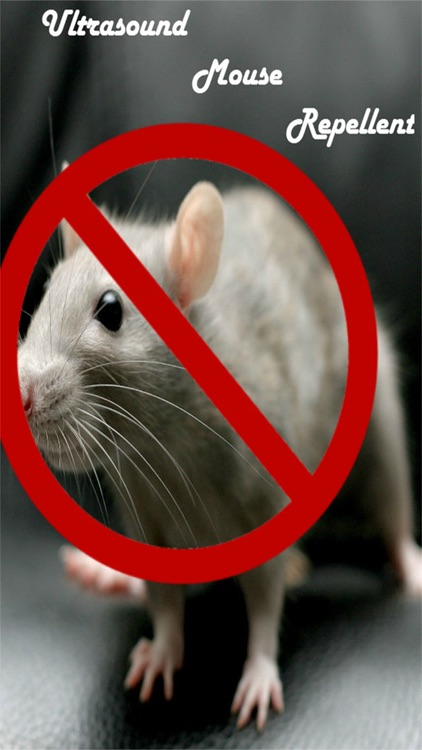 Ultrasound Mouse Repellent