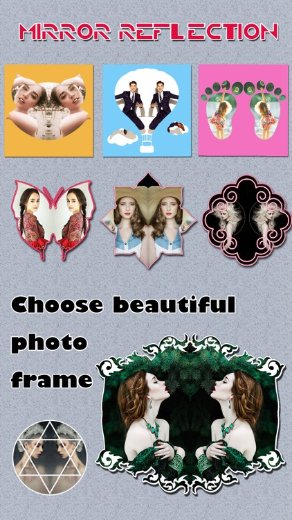 Photo Reflection Effects Pro - Mirror & Water Reflect FX Picture Editing Booth