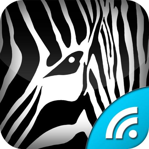 Zebra Locator