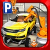 Car Factory Parking Simulator a Real Garage Repair Shop Racing Game - iPhoneアプリ