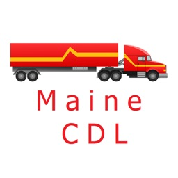 Maine CDL Test Prep Manual
