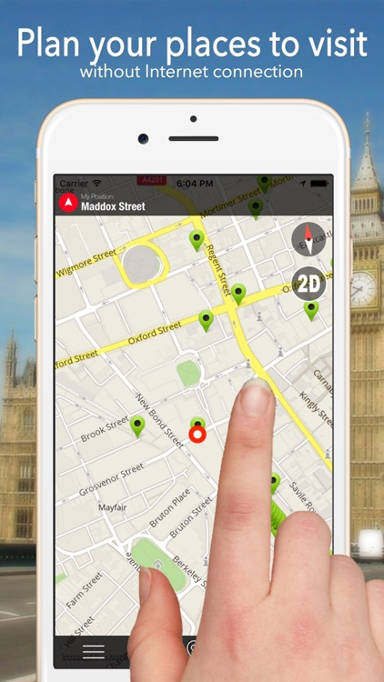 Malawi Offline Map Navigator and Guide