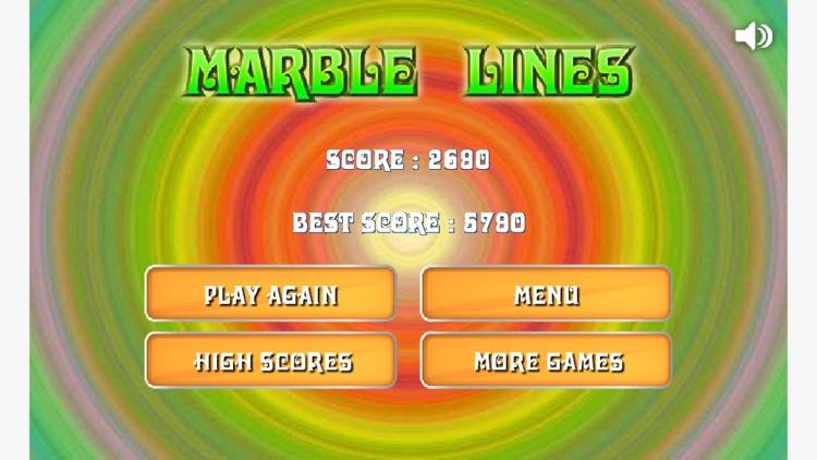 Marble Lines - Balls Explosion screenshot-4