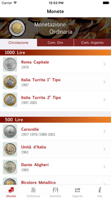 Lira Monete Repubblica