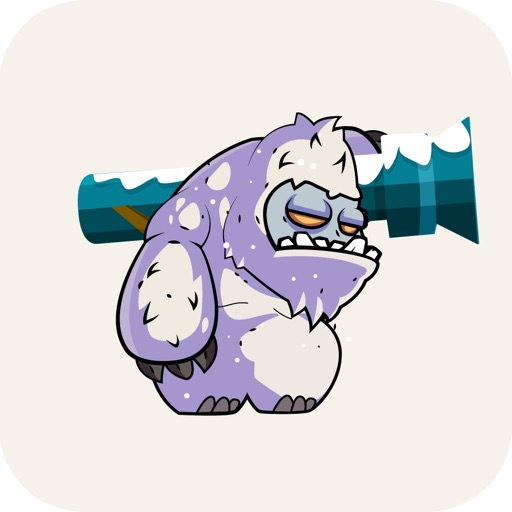 Yeti Shooter iOS App
