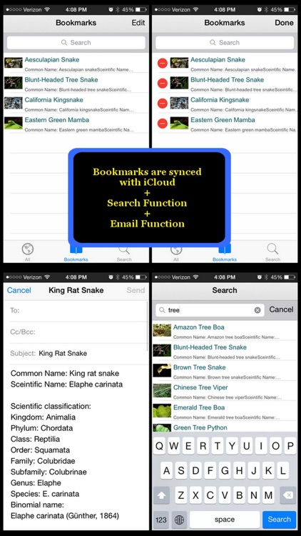 Snakes Encyclopedia Plus+ screenshot-3