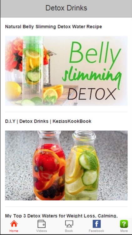 Detox Diet Tips - How to Detox the Healthy Way screenshot-3